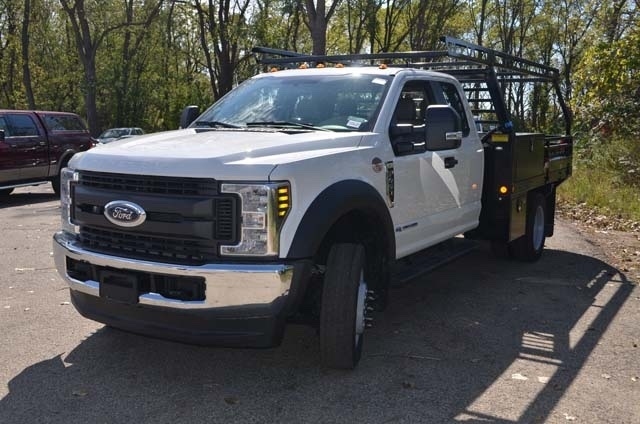 2019 F-450 Super Cab DRW 4x4,  Monroe Contractor Body #AT10220 - photo 3