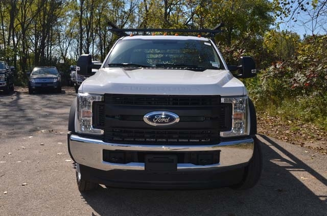 2019 F-450 Super Cab DRW 4x4,  Monroe Contractor Body #AT10220 - photo 8