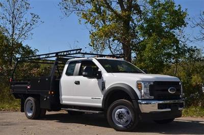 2019 F-450 Super Cab DRW 4x4,  Monroe Pro Contractor Body #AT10220 - photo 1