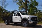 2019 F-450 Super Cab DRW 4x4,  Monroe Contractor Body #AT10220 - photo 1