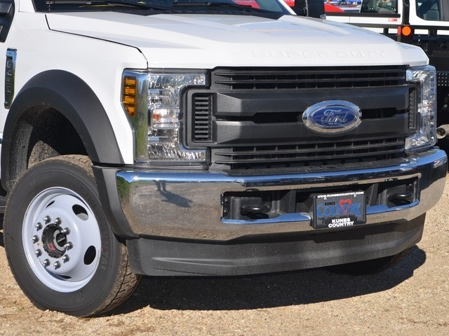 2019 F-450 Regular Cab DRW 4x4,  Monroe Dump Body #AT10239 - photo 4