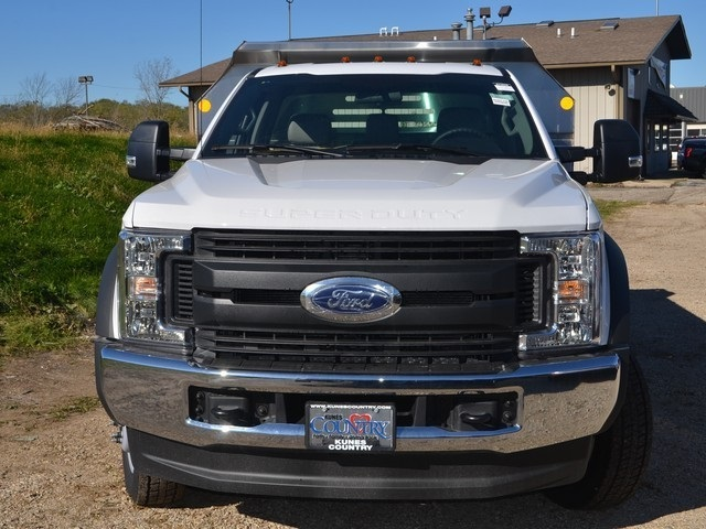 2019 F-450 Regular Cab DRW 4x4,  Monroe Dump Body #AT10239 - photo 8
