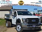 2019 F-450 Regular Cab DRW 4x4,  Monroe Dump Body #AT10239 - photo 1