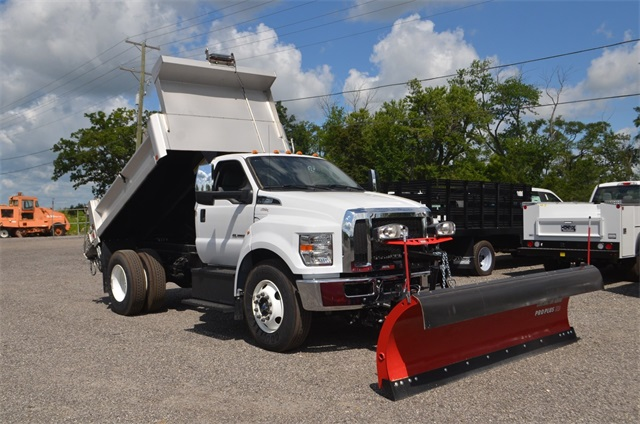 2019 F-650 Regular Cab DRW 4x2,  Cab Chassis #AT10240 - photo 15