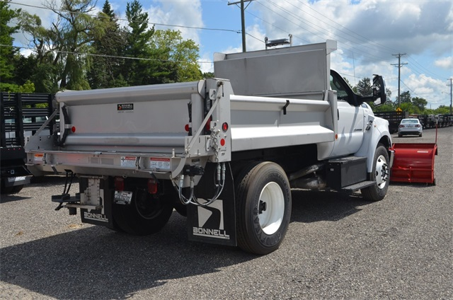 2019 F-650 Regular Cab DRW 4x2,  Cab Chassis #AT10240 - photo 2