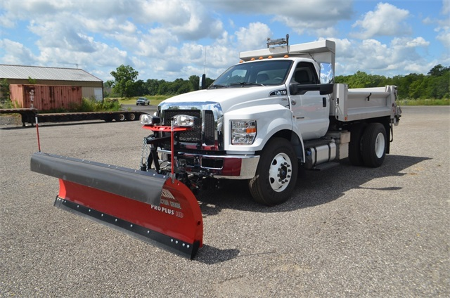 2019 F-650 Regular Cab DRW 4x2,  Cab Chassis #AT10240 - photo 7