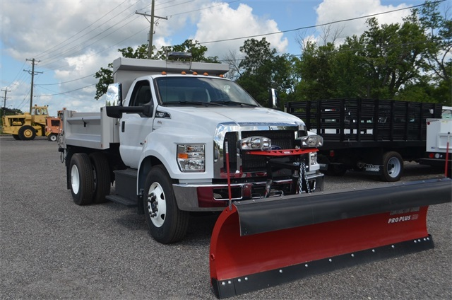 2019 F-650 Regular Cab DRW 4x2,  Cab Chassis #AT10240 - photo 9