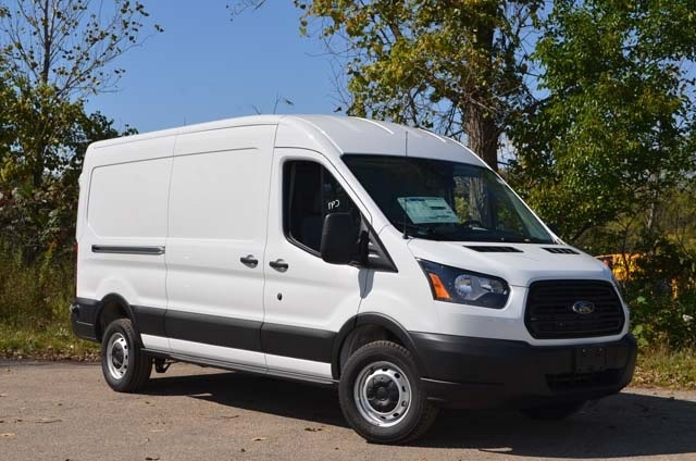 2019 Transit 250 Medium Roof 4x2,  Empty Cargo Van #AT10242 - photo 10