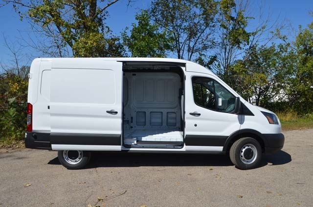 2019 Transit 250 Med Roof 4x2,  Empty Cargo Van #AT10242 - photo 13