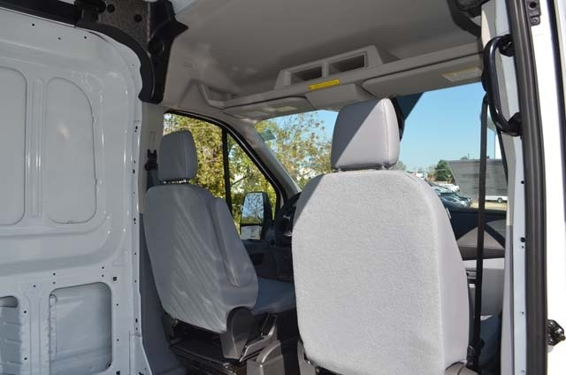 2019 Transit 250 Med Roof 4x2,  Empty Cargo Van #AT10242 - photo 15