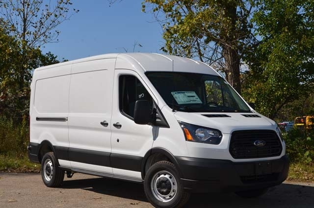 2019 Transit 250 Med Roof 4x2,  Empty Cargo Van #AT10242 - photo 1