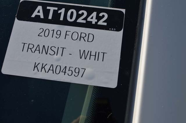 2019 Transit 250 Medium Roof 4x2,  Empty Cargo Van #AT10242 - photo 27