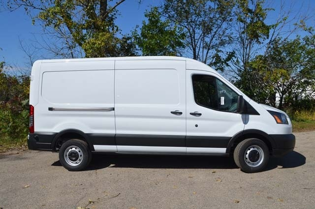 2019 Transit 250 Medium Roof 4x2,  Empty Cargo Van #AT10242 - photo 4