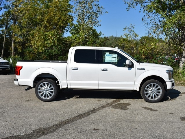 2018 F-150 SuperCrew Cab 4x4,  Pickup #AT10247 - photo 3