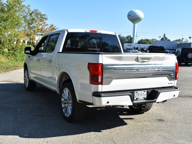 2018 F-150 SuperCrew Cab 4x4,  Pickup #AT10247 - photo 5