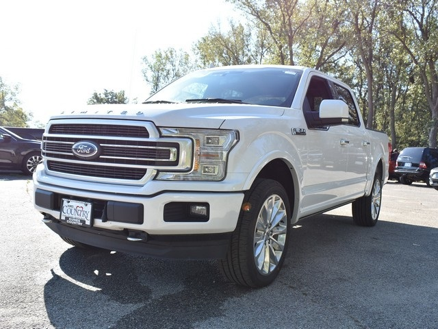 2018 F-150 SuperCrew Cab 4x4,  Pickup #AT10247 - photo 6