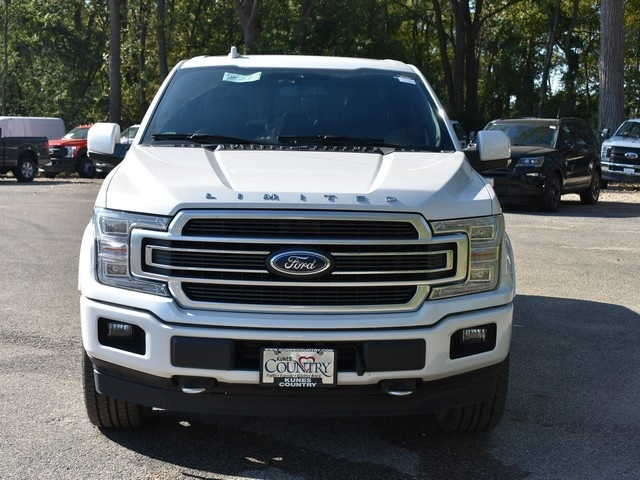2018 F-150 SuperCrew Cab 4x4,  Pickup #AT10247 - photo 7