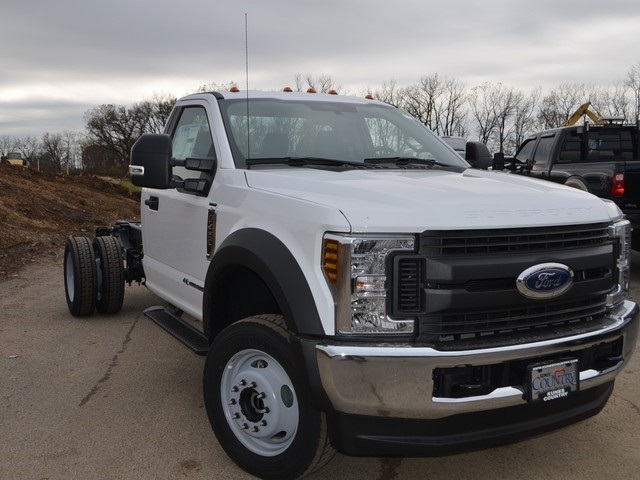 2019 F-450 Regular Cab DRW 4x4,  Cab Chassis #AT10251 - photo 10