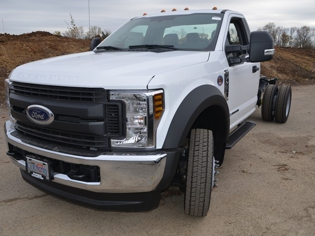 2019 F-450 Regular Cab DRW 4x4,  Cab Chassis #AT10251 - photo 8