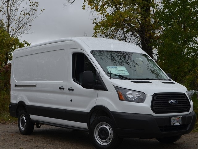 2019 Transit 250 Medium Roof 4x2,  Empty Cargo Van #AT10268 - photo 10