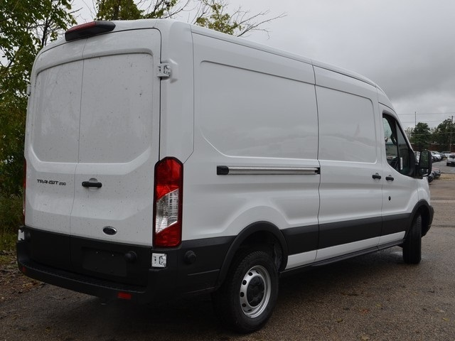 2019 Transit 250 Medium Roof 4x2,  Empty Cargo Van #AT10268 - photo 5
