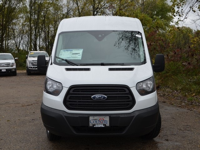 2019 Transit 250 Med Roof 4x2,  Empty Cargo Van #AT10268 - photo 9