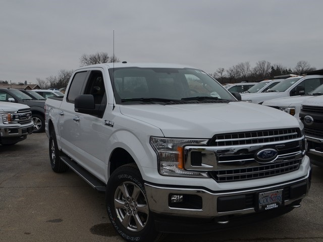 2018 F-150 SuperCrew Cab 4x4,  Pickup #AT10269 - photo 10
