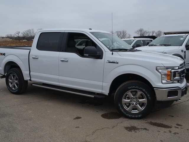 2018 F-150 SuperCrew Cab 4x4,  Pickup #AT10269 - photo 4