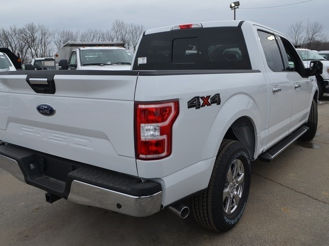 2018 F-150 SuperCrew Cab 4x4,  Pickup #AT10269 - photo 2