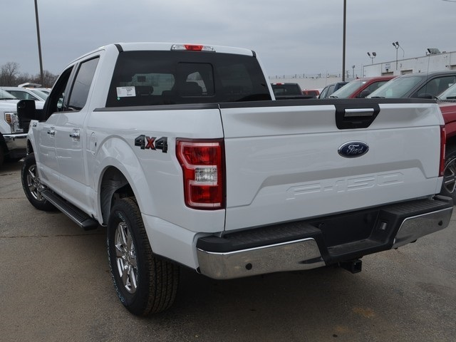 2018 F-150 SuperCrew Cab 4x4,  Pickup #AT10269 - photo 6
