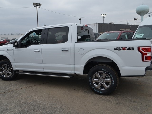2018 F-150 SuperCrew Cab 4x4,  Pickup #AT10269 - photo 7