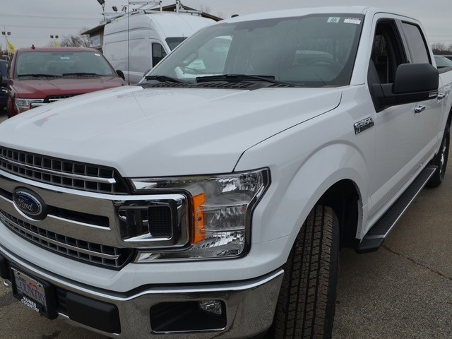 2018 F-150 SuperCrew Cab 4x4,  Pickup #AT10269 - photo 8