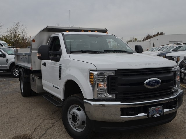 2019 F-350 Regular Cab DRW 4x4,  Monroe Dump Body #AT10273 - photo 10