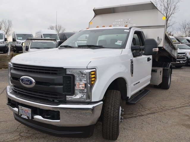 2019 F-350 Regular Cab DRW 4x4,  Monroe Dump Body #AT10273 - photo 15