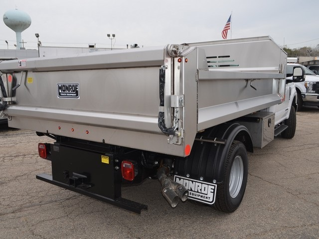 2019 F-350 Regular Cab DRW 4x4,  Monroe Dump Body #AT10273 - photo 2