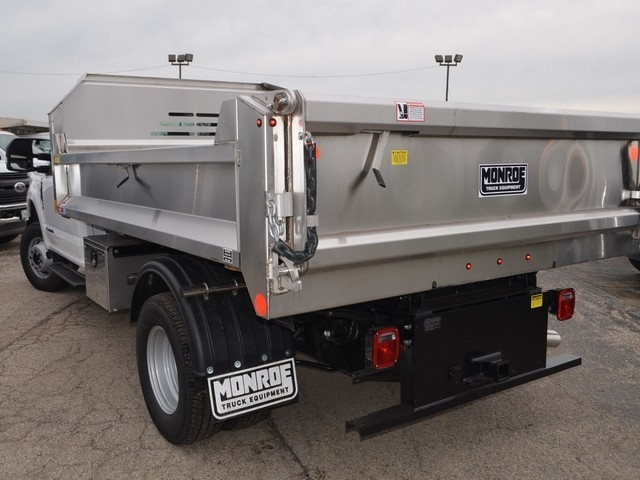 2019 F-350 Regular Cab DRW 4x4,  Monroe Dump Body #AT10273 - photo 6