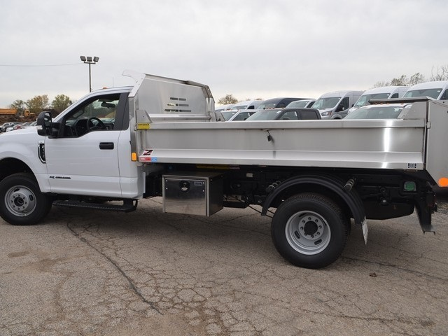 2019 F-350 Regular Cab DRW 4x4,  Monroe Dump Body #AT10273 - photo 7
