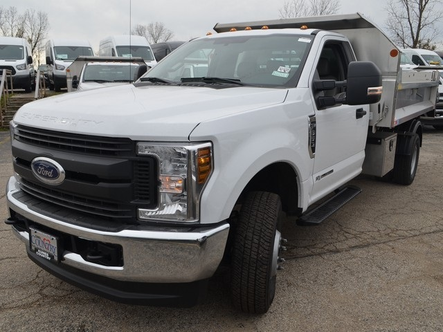 2019 F-350 Regular Cab DRW 4x4,  Monroe Dump Body #AT10273 - photo 8