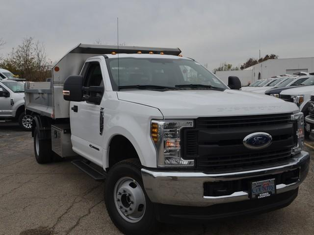 2019 F-350 Regular Cab DRW 4x4,  Monroe MTE-Zee SST Series Dump Body #AT10273 - photo 10