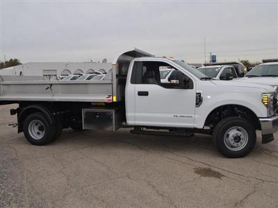 2019 F-350 Regular Cab DRW 4x4,  Monroe MTE-Zee SST Series Dump Body #AT10273 - photo 4