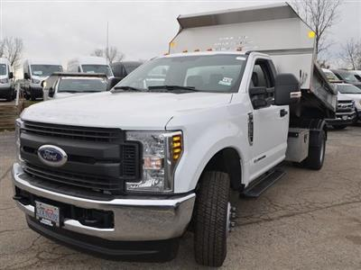 2019 F-350 Regular Cab DRW 4x4,  Monroe MTE-Zee SST Series Dump Body #AT10273 - photo 15