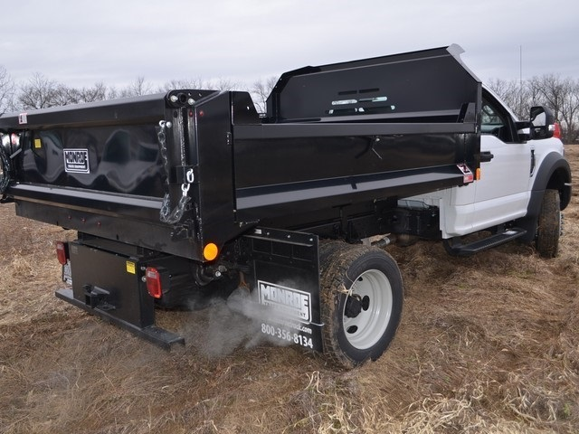 2019 F-450 Regular Cab DRW 4x4,  Monroe Dump Body #AT10274 - photo 2