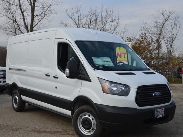 2019 Transit 250 Med Roof 4x2,  Empty Cargo Van #AT10278 - photo 11
