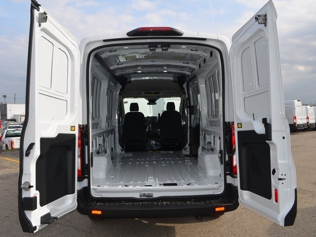 2019 Transit 250 Med Roof 4x2,  Empty Cargo Van #AT10278 - photo 2