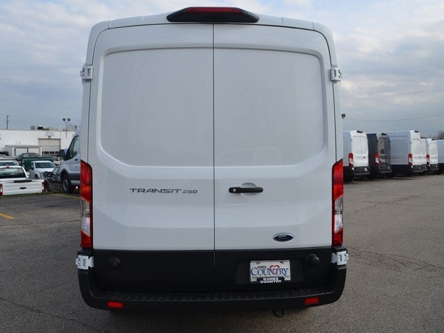 2019 Transit 250 Med Roof 4x2,  Empty Cargo Van #AT10278 - photo 6