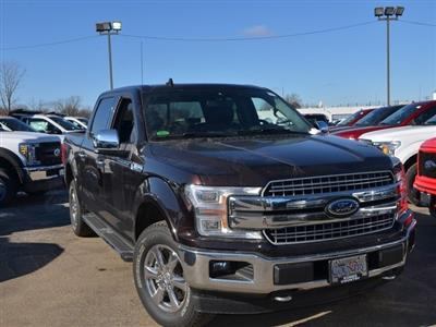 2018 F-150 SuperCrew Cab 4x4,  Pickup #AT10282 - photo 9