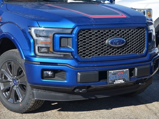 2018 F-150 SuperCrew Cab 4x4,  Pickup #AT10283 - photo 3