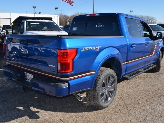 2018 F-150 SuperCrew Cab 4x4,  Pickup #AT10283 - photo 2
