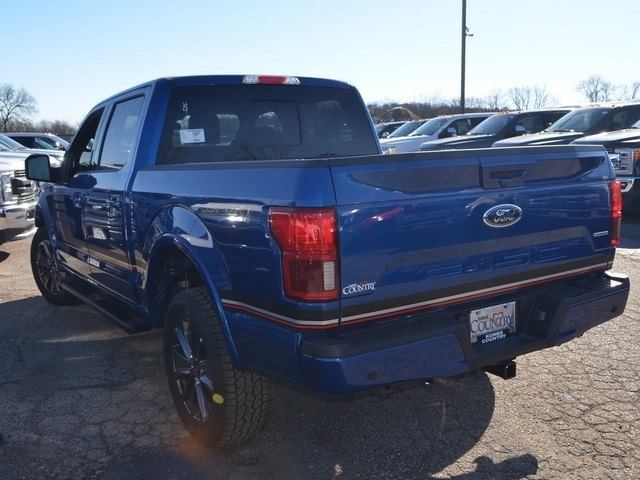2018 F-150 SuperCrew Cab 4x4,  Pickup #AT10283 - photo 6