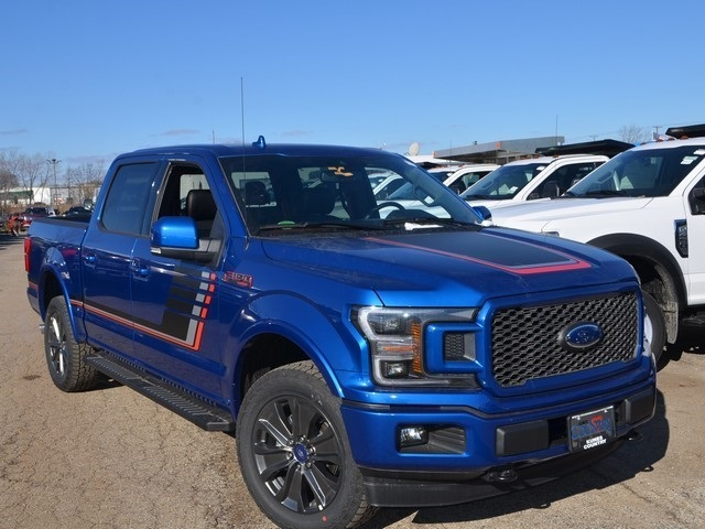 2018 F-150 SuperCrew Cab 4x4,  Pickup #AT10283 - photo 8